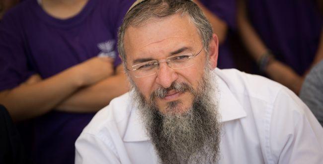 """שלמה נאמן: """"לא נשלים עם טרור האבנים והבקתבי""""ם"""""""