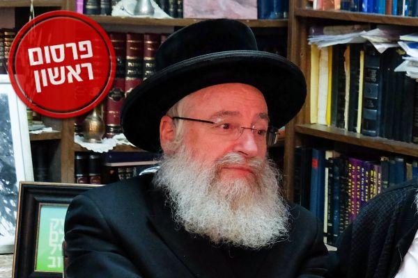 הרב וייס פסק: ראש הישיבה הסרוגה – לא חייב להתפטר