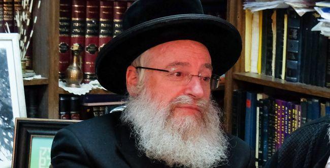 הרב וייס פסק: ראש הישיבה הסרוגה - לא חייב להתפטר