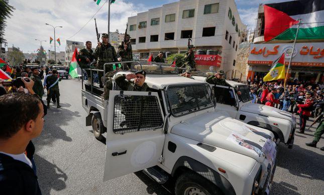 הרשות הפלסטינית סיכלה פיגוע של דאעש בישראל