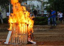 """ניצב כבאות והצלה: אוסר הדלקת מדורות בל""""ג בעומר"""