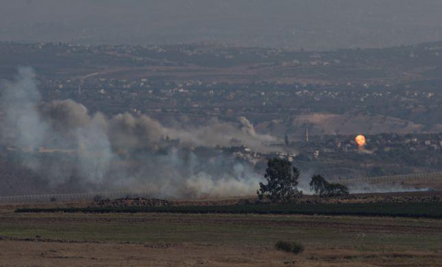 """בתגובה לירי נ""""מ על מטוס קרב- צה""""ל תקף משגר סורי"""