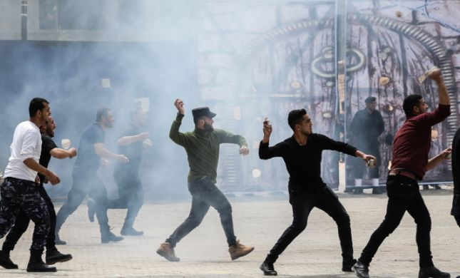דיווחים מעזה: 24 הרוגים פלסטיניים, 154 פצועים