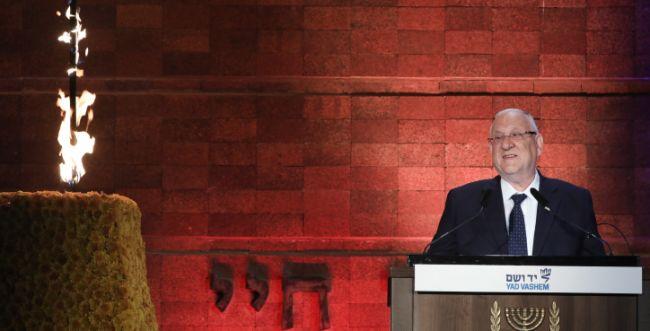 """ריבלין: """"האנטישמיות מחלחלת להנהגה באירופה"""""""