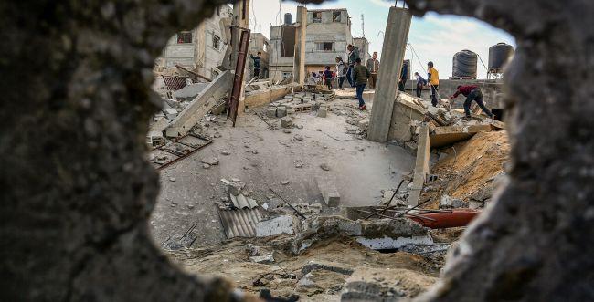 """מעל 450 רקטות נורו, חמאס: """"עדיין לא התחלנו"""""""