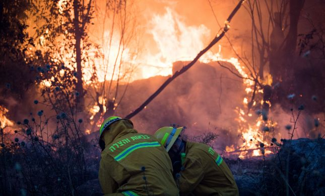 בלמו את האש הלילה: נערכים לגל שריפות מחודש