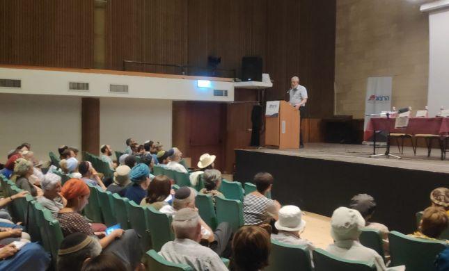 """רשב""""י בירושלים: דרך נוספת לחגוג את תורת הסוד"""