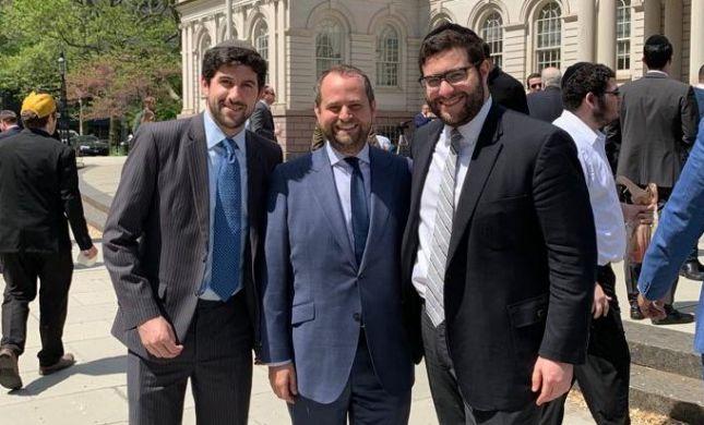 הצעת חוק חדשה: עיריית ניו יורק תגן על בתי הכנסת
