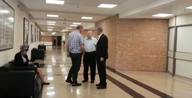 החלה פגישה נוספת בין נציגי איחוד הימין לליכוד