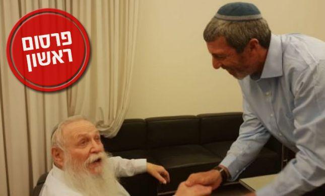 """הרב דרוקמן לרב פרץ: """"לא לוותר על תיק המשפטים"""""""