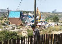 החל ההרס בכפר תפוח על ידי כוחות הביטחון