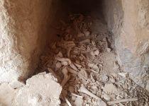 עצמות היהודים מימי בית שני הובאו לקבורה