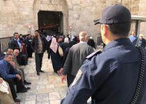 חסימות כבישים: היערכות לתפילות יום השישי ברמאדן