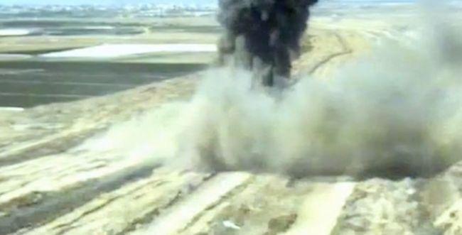 הסלמה בדרום: 200 רקטות נורו מעזה במהלך השבת