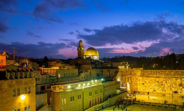 שבועות בירושלים: סעודות, סיורים והרצאות - תתכוננו