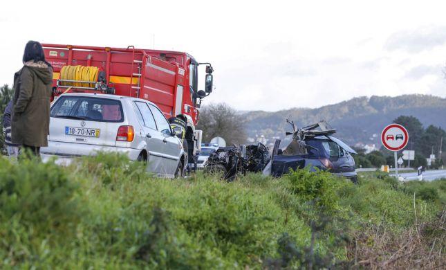 פורטוגל: ישראלית נהרגה ו-3 נפצעו בתאונת דרכים