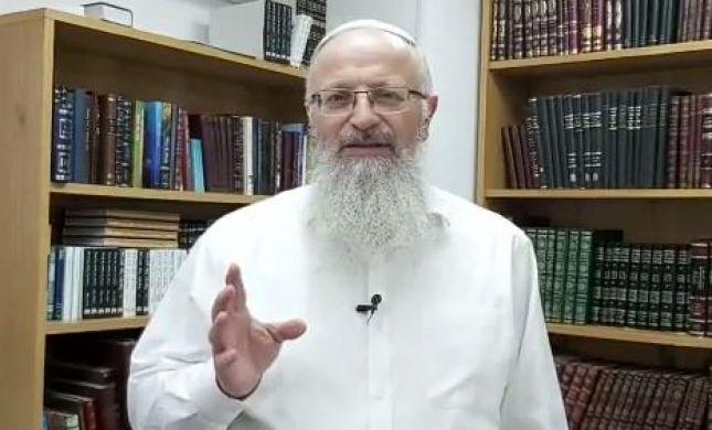 """הרב אליהו על נפגעות עזרא שיינברג: """"נשים מיוחדות"""""""
