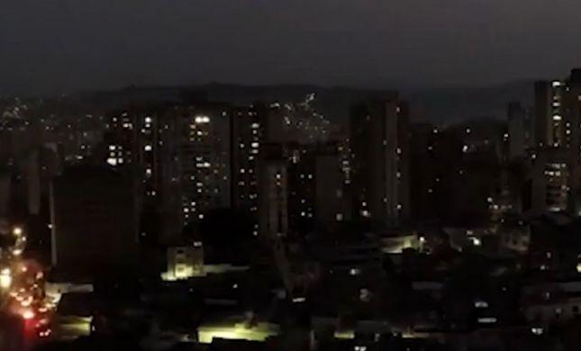 מיליונים בחשכה: הפסקת חשמל באורוגוואי וארגנטינה