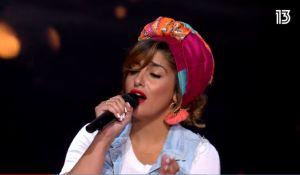 """חדשות טלוויזיה, טלוויזיה ורדיו צפו: הזמרת הסרוגה שריגשה את """"דה וויס"""""""