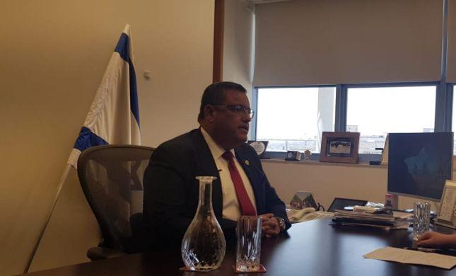 """משה ליאון לסרוגים: """"אהיה 15 שנה ראש העיר ירושלים"""""""
