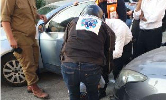 בן 7 נפגע בראשו: תוך דקות- שתי תאונות קשות בירושלים