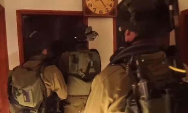 מרדפים, פיגועים ומעצרים: תיעוד דרמטי מעיני הלוחמים