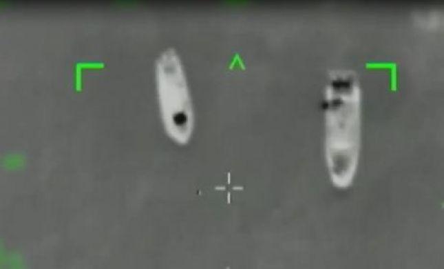 תיעוד דרמטי: עימות בלב ים עם מחבלי חמאס. צפו