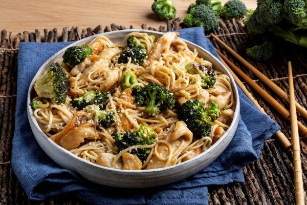 מאסיה באהבה: מתכון קל ומהיר לארוחת נודלס