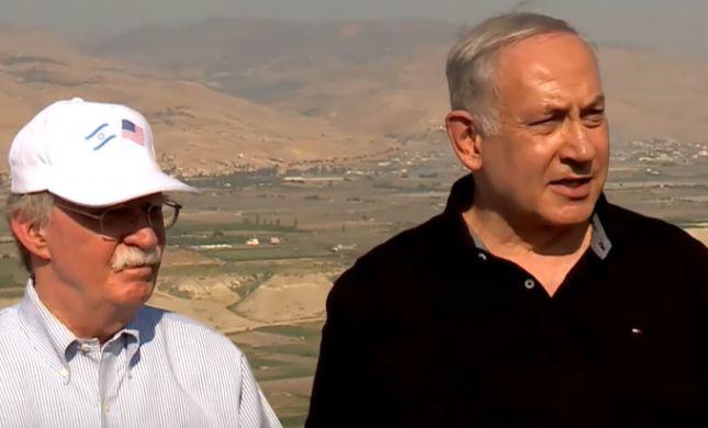 """נתניהו: """"בכל הסכם שלום עתידי נישאר בבקעת הירדן"""""""