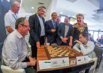 נתניה: בכירי השחמט בעולם בתחרות הבינלאומית