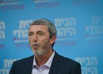 הבית היהודי בתגובה ראשונה לפרישת עוצמה יהודית