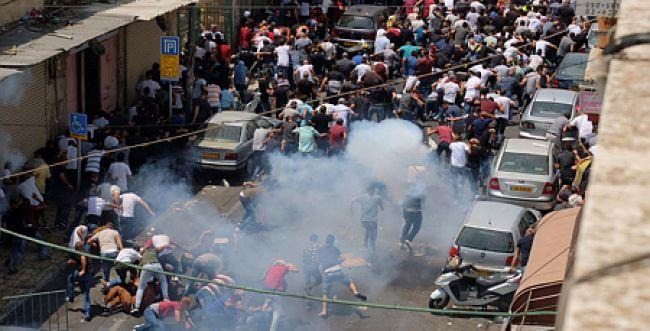 """""""מה שקורה במזרח ירושלים זה לא הפרות סדר זה טרור"""""""