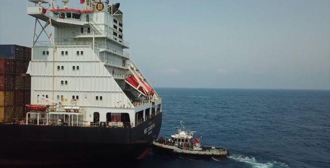 תיעוד חדש מהשתלטות חיל הים על הספינה הטורקית