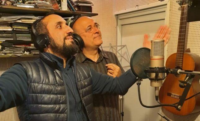 צפו: עובדיה חממה ואיציק אשל בשיר לפרשת השבוע