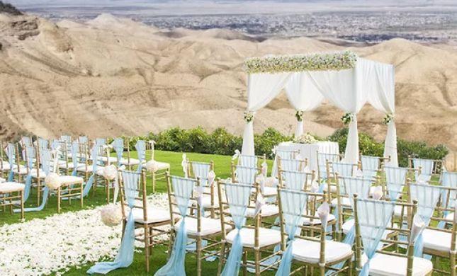 להתחתן מול נוף בראשיתי: ככה תגשימו את החלום