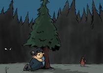 קריקטורה: המשטרה חוקרת את אונס בת ה-7