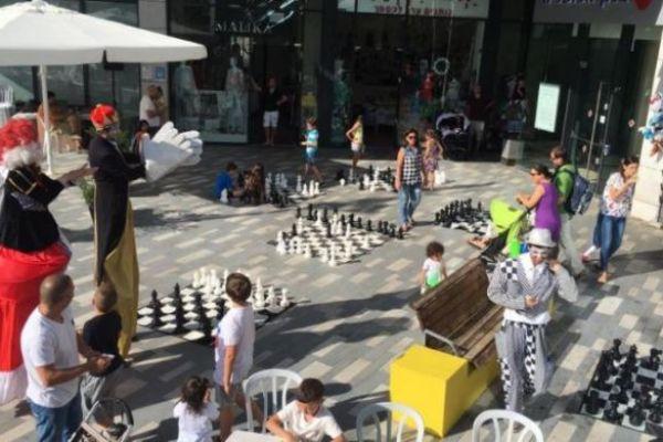 הפנינג השחמט הענק חוזר לירושלים | הכניסה חופשית
