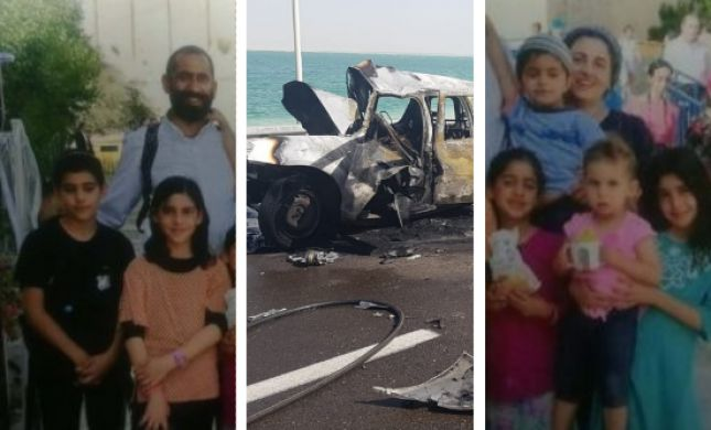 הנהג שגרם למות משפחת עטר בים המלח  - הורשע