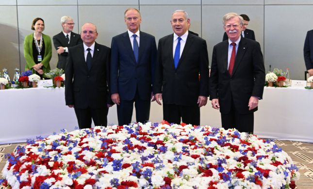 """היועץ הרוסי: """"תקיפות ישראל בסוריה לא רצויות"""""""