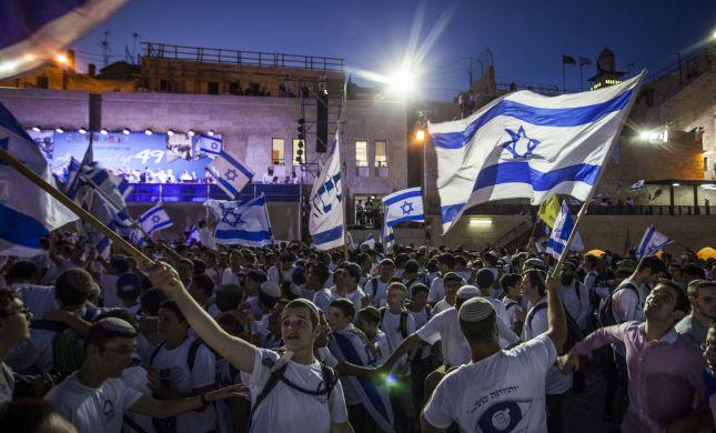 שידור חי: תפילת ההודיה ליום ירושלים בישיבת הכותל