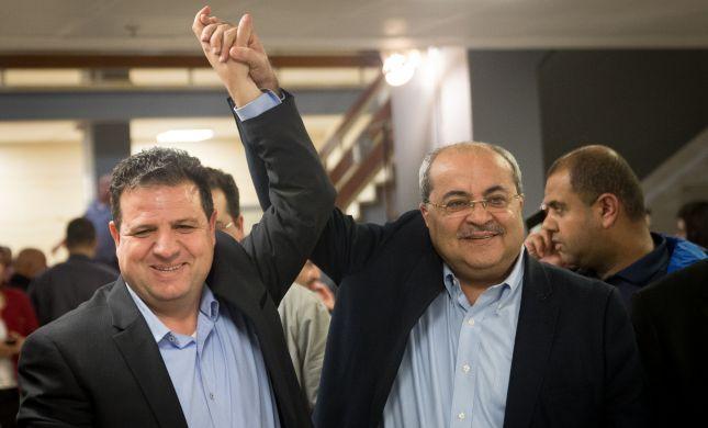 המפלגות הערביות הודיעו על ריצה ברשימה אחת