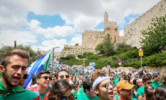מספיק לציין בעיות בירושלים/ תנו לעיר לחגוג!