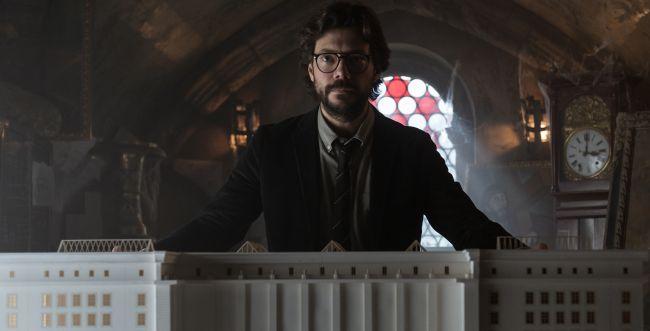 לקראת העונה החדשה: 'בית הנייר' חושפת ספוילר מטורף