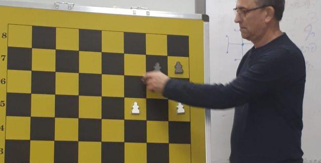 """יו""""ר איגוד השחמט לסרוגים: """"השחמט גדל במגזר הדתי"""""""