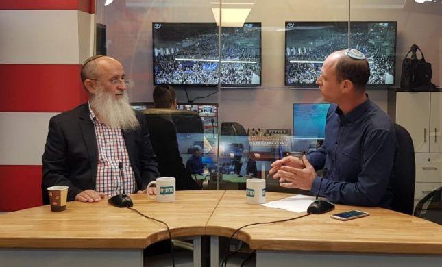 """הרב אורי שרקי: """"הציונות הדתית תנהיג את המדינה"""""""