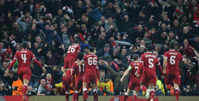 ליברפול אלופת אירופה לאחר ניצחון על טוטנהאם