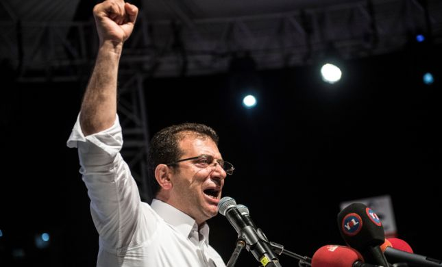 """ראש עיריית איסטנבול חוגג: """"שמנו סוף לדיקטטורה"""""""