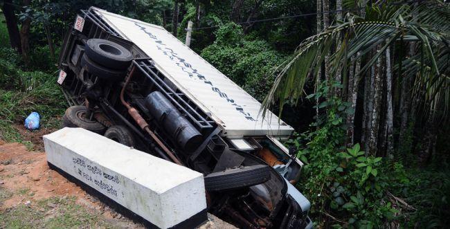שמונה ישראלים נפצעו בתאונת דרכים בסרי לנקה
