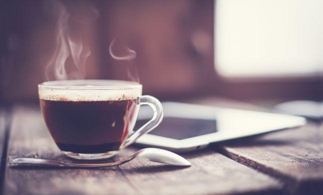 """הרופאים נגד המחקר: """"אל תשתו 25 כוסות קפה ביום"""""""