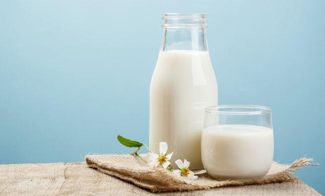מחקר חדש: חלב מפחית את הסיכון לסרטן